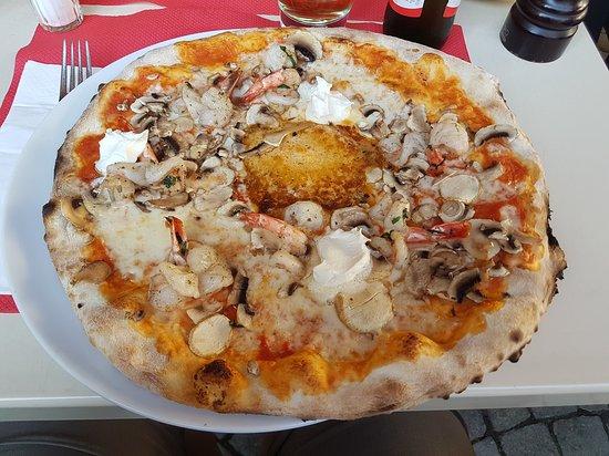 Altstadt-Pizzeria Zur Muhle, Sursee - Restaurant ...