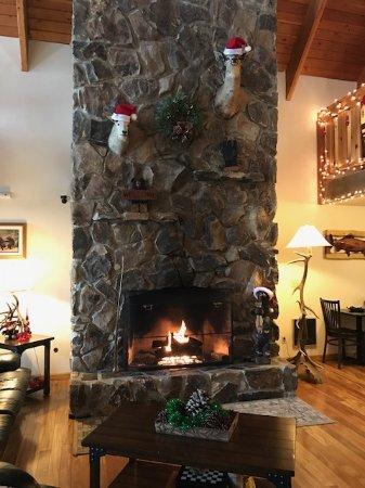 Ashford, WA: Twas the night before Christmas