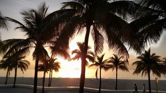 Fort Lauderdale Beach: Good Morning Fl