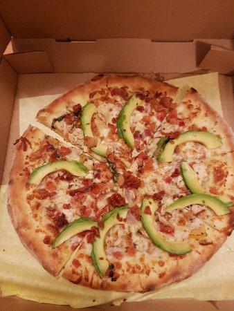 Alessa by Chef Pirozzi : Cali Cali Pizza to go