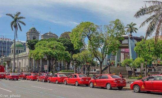 Metropolitan Church (Catedral Metropolitana): Catedral y parque central de la ciudad
