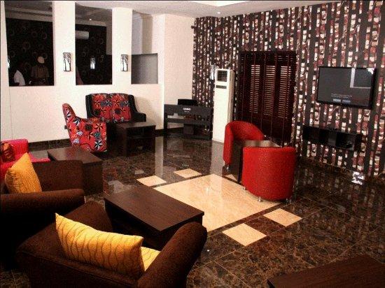 Oyo, Nigeria: Sk Lounge