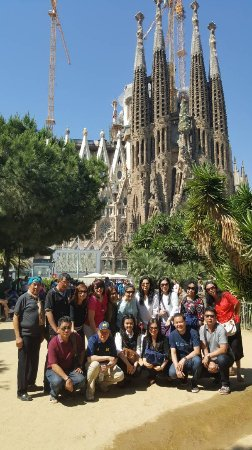 Sevilla La Nueva, Spain: BARCELONA