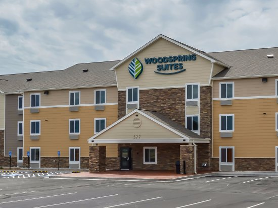WoodSpring Suites Burlington