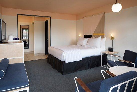 ساندمان هوتل سانتا روزا: Standard Queen Room
