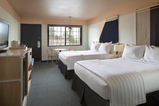 ساندمان هوتل سانتا روزا: Standard 2 Queen Beds Room