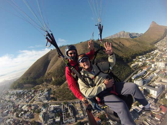 Cape Town, South Africa: Francis age 63 birthday presnt