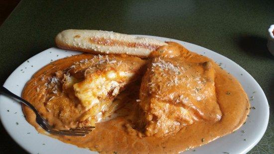 Monroe, WI: Combo Lasagna