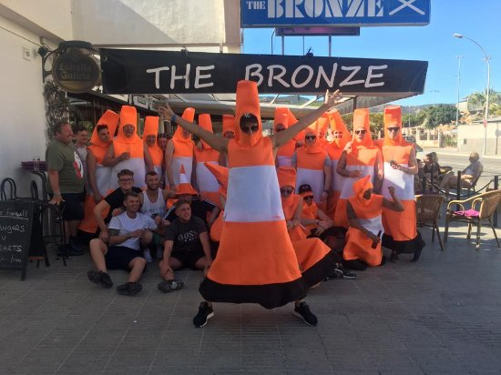 ‪The Bronze Bar Magaluf‬