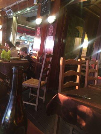 Var, France: Restaurant le Drakkar