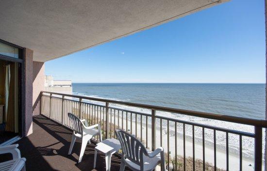 Balcony - Picture of Grande Cayman Resort, Myrtle Beach - Tripadvisor