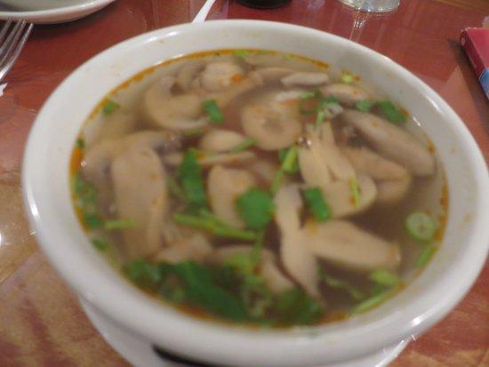 Corinth, MS: soup
