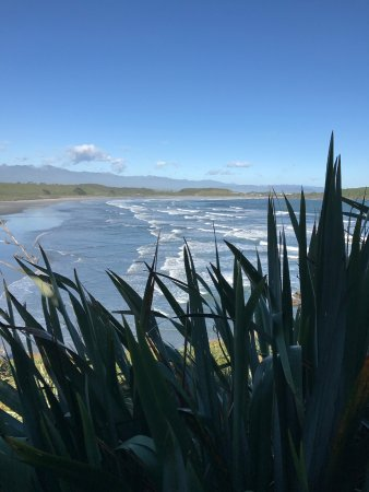 Westport, New Zealand: walkway view