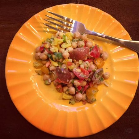 Saugerties, Estado de Nueva York: Vegan, Gluten-free Chickpea Salad