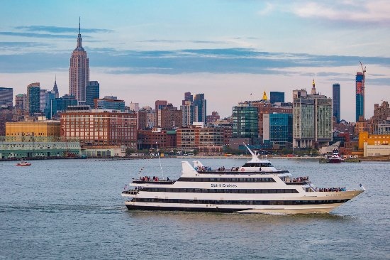 Spirit Of New York Sunset Cruise Picture Of Spirit Of New York New York City Tripadvisor