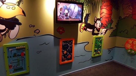 Gilze, The Netherlands: Speelkamer voor de kids