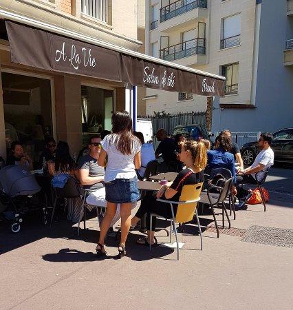Saint-Mande, Francia: Brunch mémorable !
