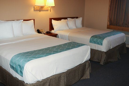 Gillette, WY: Double Room