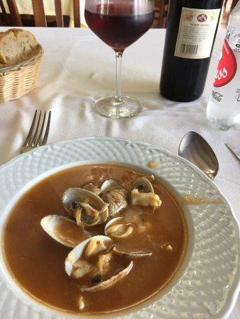 La Franca, Spanyol: Mi sopa de pescado(?)