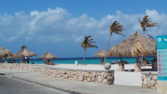 Savaneta, Aruba: One of the many beautiful beaches