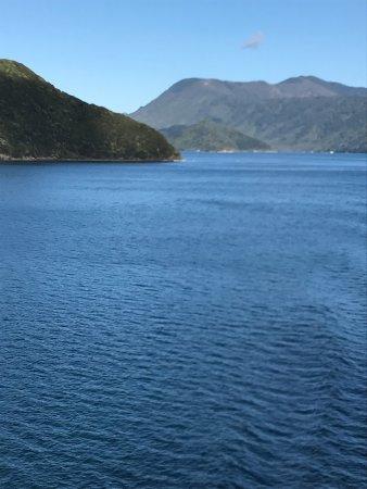 พิกตัน, นิวซีแลนด์: the sound