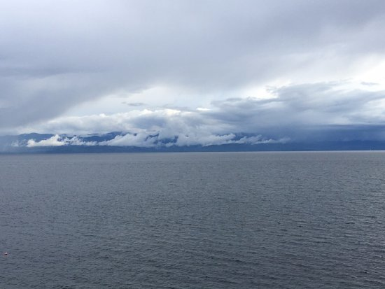 Sooke, Canada: Changing weather patterns