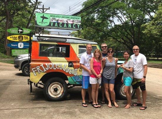 Playa Grande, Costa Rica: Frijoles Locos Surf Shop & Spa