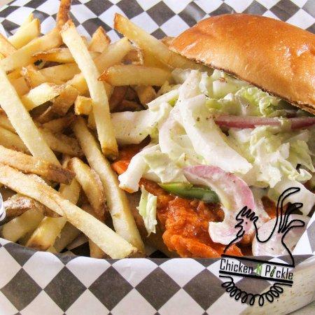 North Kansas City, Missouri: Spicy Chicken 