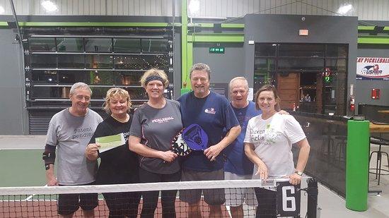 North Kansas City, Missouri: Pickleball Tournament 