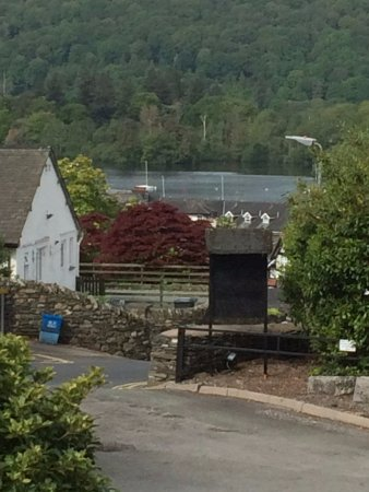Windermere Hydro Hotel: View from the hotel