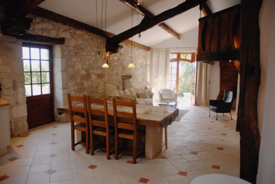 Saint-Antoine-de-Breuilh, Γαλλία: The Rembrandt Cottage (sleeps 5)