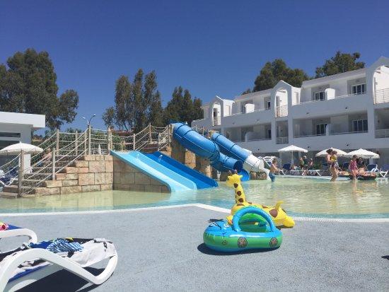 Jutlandia Family Resort: Great Splash park for Kids, not too crowded and plenty of slides for little ones.