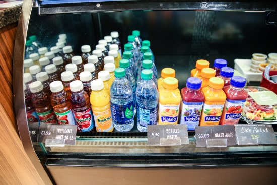 Devils Lake, ND: Grab and Go Drinks