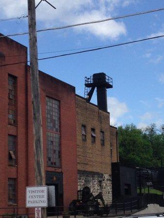 Bardstown, KY: Part of the original distillery