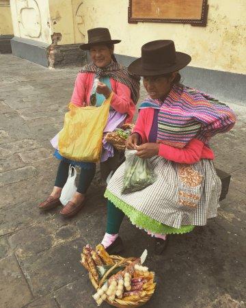 Lima Mentor: Beautiful Lima women