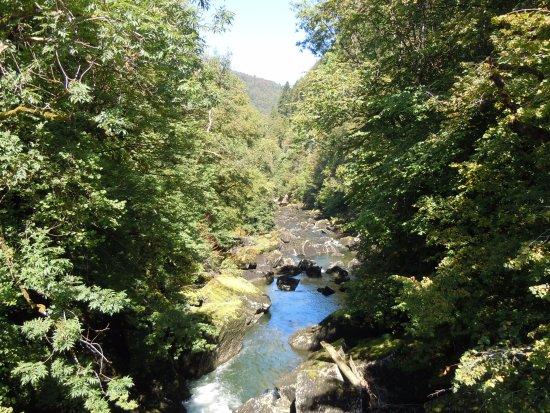 Le Noirmont, Schweiz: Le Doubs sauvage