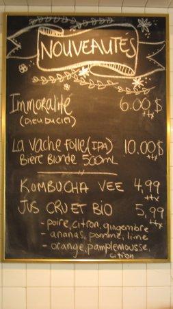 Chateauguay, Канада: Venez voir nos nouveautés !