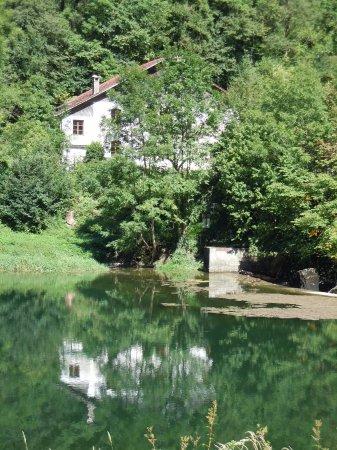Le Noirmont, Schweiz: Reflets français