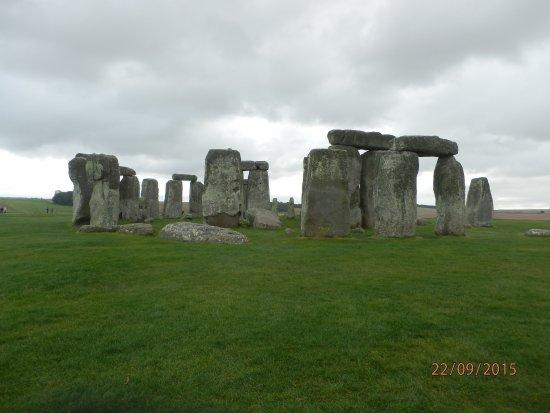 Amesbury, UK: Indecifrável complexo monolítico pré-histórico mais importante da Inglaterra,em Salisbury.