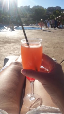 Mutxamel, Espagne : Cocktail de bienvenida