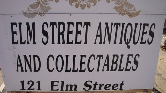 On the corner of Elm Street and 2nd Street, across from one of the oldest hardware store in Hope