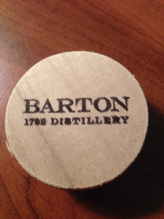 Bardstown, KY: Barrel cork