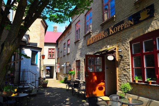 Landskrona, Σουηδία: Gyllene Koppen