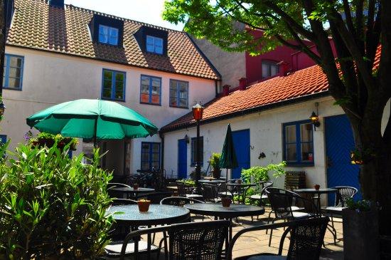 Landskrona, Schweden: Gyllene Koppen