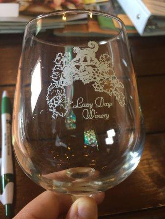 Amherst, VA: Wine tasting!