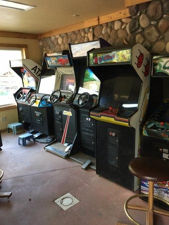 Cascade, CO: Arcade