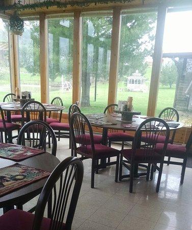Charm, Огайо: Breakfast Room
