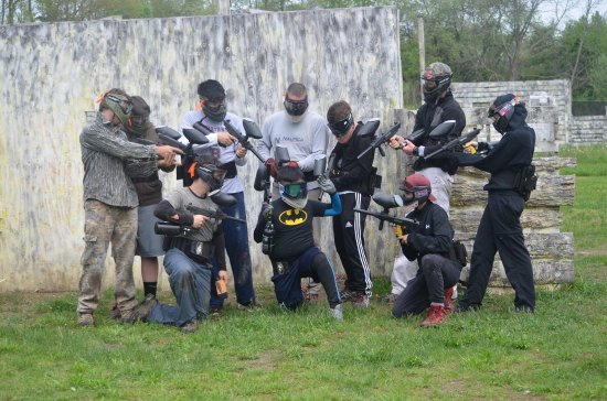 TPA Paintball
