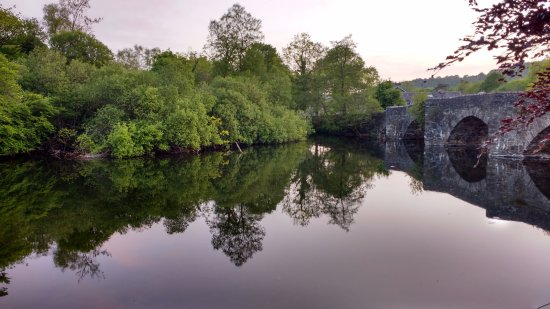 Newby Bridge Picture