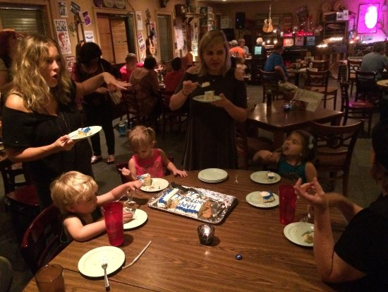 Monteagle, TN: Our music room is family friendly, bring the family here for those special celebrations.